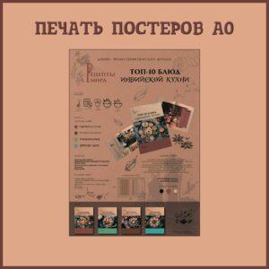 Печать-постеров-А0